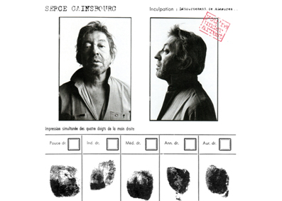 RPM: SERGE GAINSBOURG