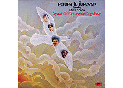 "RPM: Return To Forever fet. Chick Corea ""Hymn Of The Seventh Galaxy"""