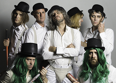 The Flaming Lips: Desert Island Records