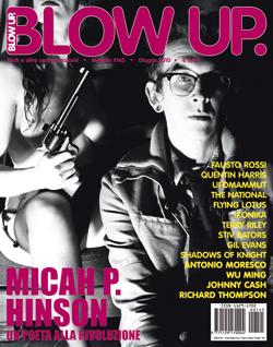 BLOW UP #145 (giugno 2010)