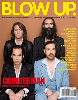 BLOW UP #149 (OTTOBRE 2010)