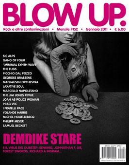 Blow Up #152 (Gennaio 2011)