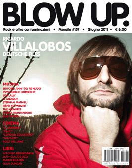 Blow Up #157 [giugno 2011]