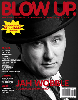 Blow up #160 (settembre 2011)