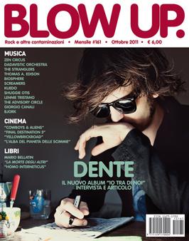 Blow up #161 (ottobre 2011)