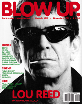 Blow up #162 (novembre 2011)