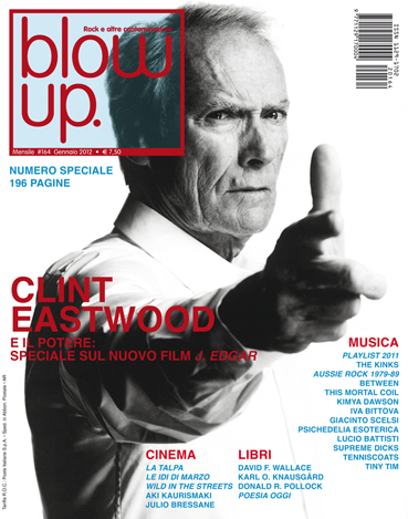 Blow Up #164 [Gennaio 2012]