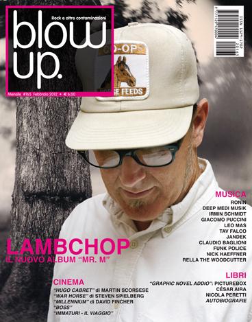 Blow up #165 [febbraio 2012]