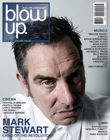 Blow up #167 (aprile 2012)