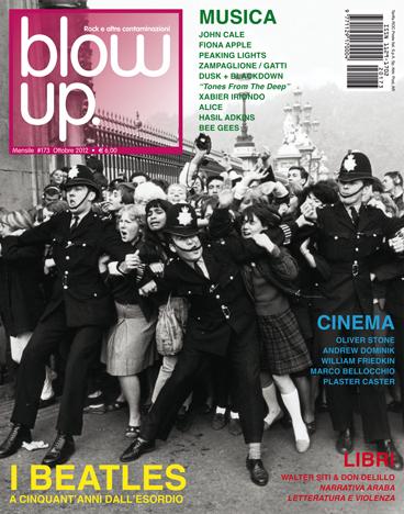 Blow Up #173 (ottobre 2012)