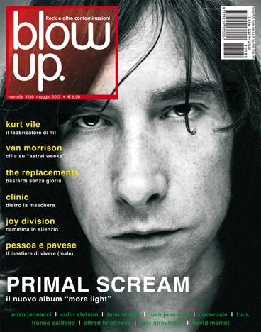 Blow Up #180 (maggio 2013)
