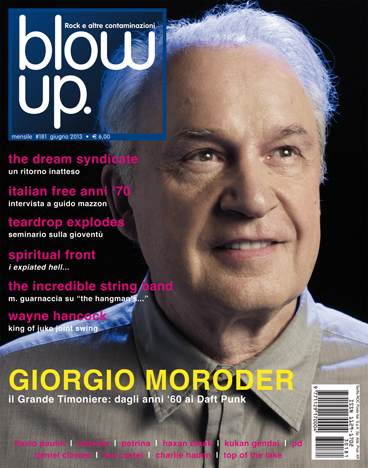 Blow Up #181 (giugno 2013)