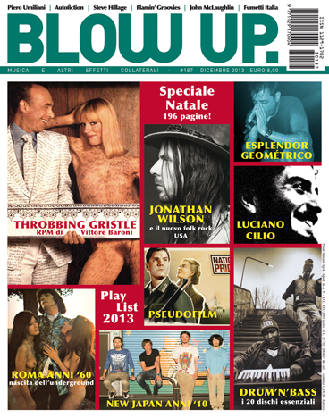 Blow Up #187 (dicembre 2013)