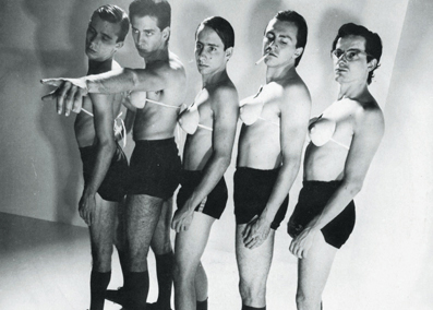 RPM - DEVO: Q: ARE WE NOT MEN? A: WE ARE DEVO!