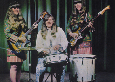 RIPESCHIAMOLI: The Shaggs