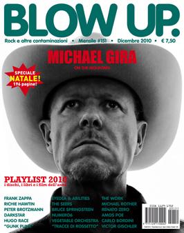 BLOW UP #151 (DICEMBRE 2010)