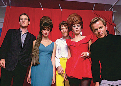 RPM: The B-52's