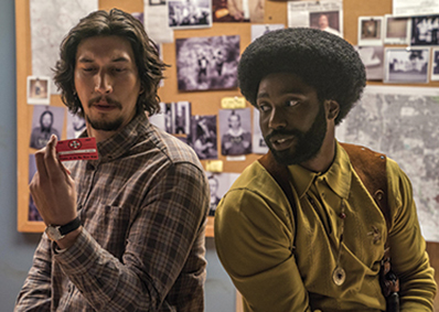 BlacKkKlansman, di Spike Lee