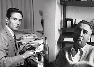 Pasolini & Barthes
