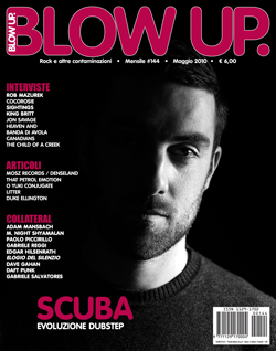 BLOW UP #144 (Maggio 2010)