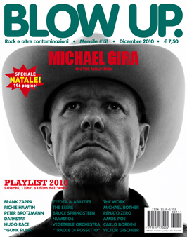 BLOW UP #151 (DICEMBRE 2010)