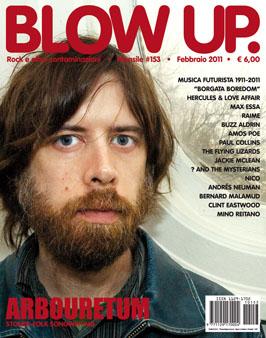 Blow Up #153 (Febbraio 2011)
