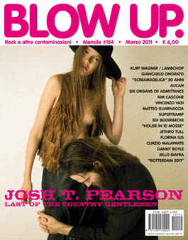 Blow Up #154 (Marzo 2011)
