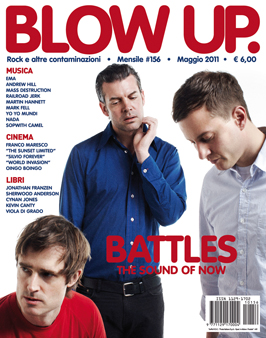 Blow Up #156 (maggio 2011)