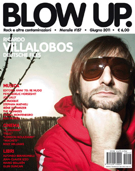 Blow Up #157 [giugno 2011]