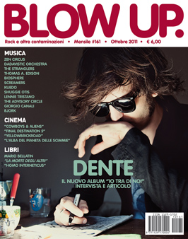 Blow up #161 (ottobre 2011)