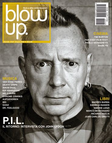 Blow Up #169 (giugno 2012)