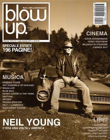 BLOW UP #170/171 (luglio-agosto 2012)
