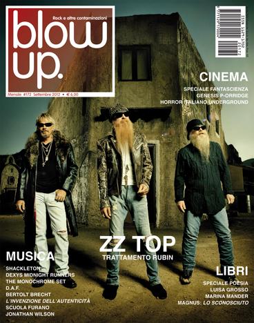 Blow Up #172 (Settembre 2012)