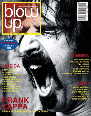 Blow up #175 (dicembre 2012)