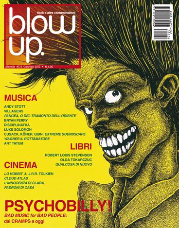 Blow Up #176 (gennaio 2013)