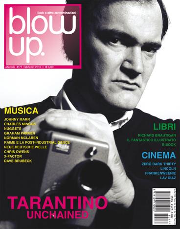 Blow Up #177 (febbraio 2013)