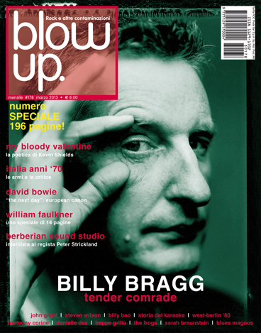 Blow up #178 (marzo 2013)