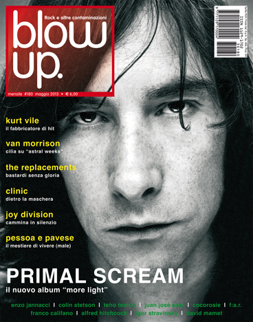 Blow Up #180 (maggio 2013)