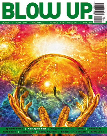 Blow Up #190 (marzo 2014)