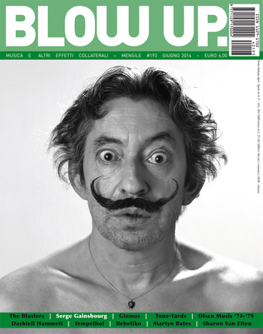 Blow up #193 [giugno 2014]